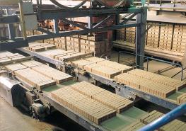 Производство кирпича